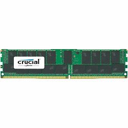 Crucial DRAM 32GB DDR4  2400 MT/s (PC4-19200) CL17 DR x4 ECC Registered DIMM 288pin, EAN: 649528771834