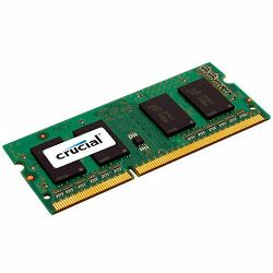 Crucial RAM 4GB DDR3 1066 MT/s (PC3-8500) CL7 SODIMM 204pin for Mac