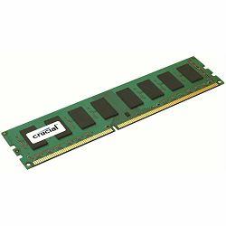 Crucial RAM 4GB DDR3L 1600 MT/s (PC3L-12800) CL11 Unbuffered UDIMM 240pin 1.35V/1.5V