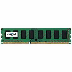 Crucial RAM 8GB DDR3L 1600 MT/s (PC3-12800) DR x8 RDIMM 240p