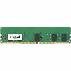 Crucial 8GB DDR4 2666MT/s (PC4-21300) CL19 SR x8 ECC Registered DIMM 288pin