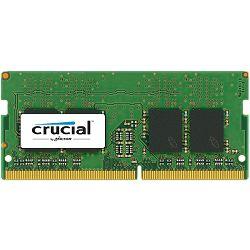 CRUCIAL 8GB DDR4 2133 MT/s (PC4-17000) CL15 SR x8 Unbuffered SODIMM 260pin Single Ranked