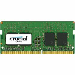 Crucial DRAM 8GB DDR4 2666 MT/s (PC4-21300) CL19 SR x8 Unbuffered SODIMM 260pin , EAN: 649528780065