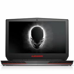 Notebook Alienware 15 15.6 FHD (1920x1080) IPS, i5-6300HQ (6MB, up to 3.2GHz ), 16GB, 256GB SSD+1TB, GeForce GTX 965M 2GB, noDVD, WiFi, BT, Miracast, FHDcam, Mic, USB3.0 PWS,2xUSB 3.0, USB-C, HDMI,C