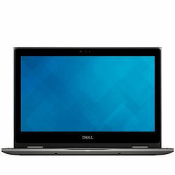 DELL Notebook Inspiron 5379 2-in-1 13.3 FHD(1920x1080)TOUCH, Intel Core i5-8250U(6MB Cache, 3.4 GHz), 8GB, 256GB SSD, Intel HD620, noDVD, WiFi, BT, Miracast, IR Cam, Mic, USB 3.1, USB 2.0,USB 3.1 PWS,