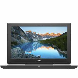 DELL Notebook Inspiron 7577 15.6 FHD(1920x1080), Intel Core i7-7700HQ Quad Core(6MB Cache, 3.8 GHz), 16GB, 256GB, GeForce GTX 1060 6GB, WiFi, BT, Miracast, RJ-45, HD Cam, Mic, 2xUSB 3.1, USB3.1PWS, US