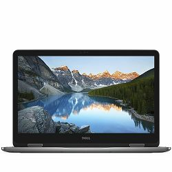 DELL Notebook Inspiron 7773 2-in-1 17.3 FHD(1920x1080) TOUCH, Intel Core i5-8250U (6MB Cache, up to 3.4 GHz), 12GB, 1TB, GeForce MX150 2GB, WiFi, BT, Miracast, IR Cam, Mic, USB 3.1PWS, USB2.0, USB-C,