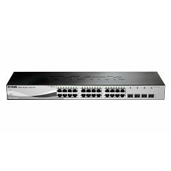 24-Port Gigabit Smart+ Switch
