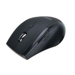 Miš Ednet Wireless Optical, crni, USB