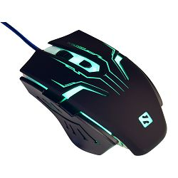 Miš Sandberg Eliminator Mouse, 2400 DPI
