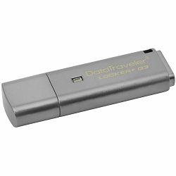 Kingston  32GB 3.0 DTLPG3 w/Hardware encryption/ USBtoCloud, EAN: 740617218428