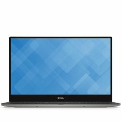 DELL Notebook XPS 13 9365 2-in-1 13.3 QHD+ (3200x1800)Touch, Intel Core i7-7Y75(4M,up to 3.6 GHz), 8GB, 512 GB SSD, Intel HD 615, WiFi, BT, HD Cam, Mic, USB-C 3.1/DP, Thuderbolt 3, CardRead., Eng Ba