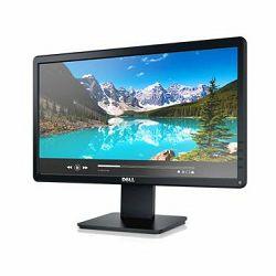 Monitor DELL E-series E2016HV 19.5, 1600x900, HD+, TN Antiglare, 16:9, 600:1, 200 cd/m2, 5ms, 50-65/90, VGA, Tilt, 3Y