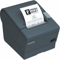 Pisač TM-T88V CRNI+PS180 SER.i USB, C31CA85042