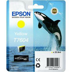 Tinta T7604 Yellow za SC-P600