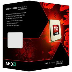 AMD CPU Desktop FX-Series X8 8350 (4.0GHz,16MB,125W,AM3+ with quiet Wraith Cooler) box