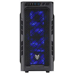Fortron CMT210,Game kućište, crno, USB2, USB3, ATX
