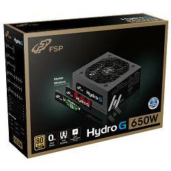 Fortron napajanje Hydro G 650W,80+ GOLD modularno