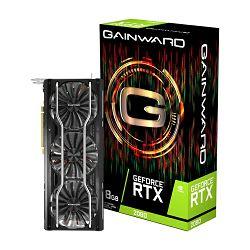 Gainward GF RTX2080 Triple V1, 8GB GDDR6