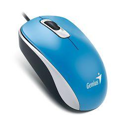 Genius DX-110 LED, BlueEye, USB, plavi