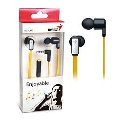 Genius HS-M260GY,in-ear headset, zlatne