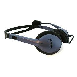Genius Head Set 04S, slušalice+mikrofon