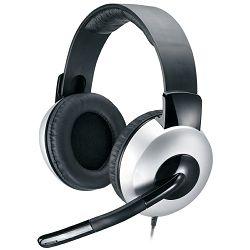 Genius Head Set 05A, slušalice+mikrofon