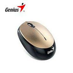 Genius NX 9000BT, mini miš, zlatna