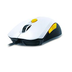 Genius Scorpion M6-600, igraći miš, 5000dpi, bijel