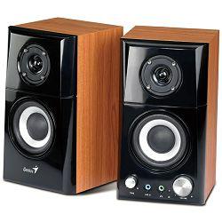 Genius zvučnici SP-HF500A, 14W, wood