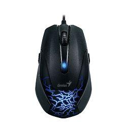 Genius X-G500, igrači miš, macro, 2000dpi