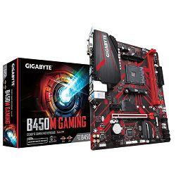 Gigabyte GA-B450M Gaming, AM4, mATX