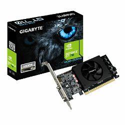 Gigabyte GF N710, 2GB DDR5, HDMI, DVI, DX12