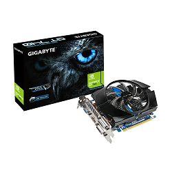 Gigabyte GF N740 D5 OC, 2GB GDDR5, DVI, HDMI
