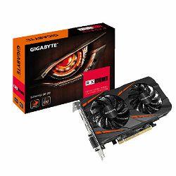 Gigabyte RX 550 GAMING OC, 2GB GDDR5, HDMI, DVI