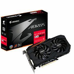 Gigabyte RX 580 AORUS, 8GB GDDR5, HDMI, DVI