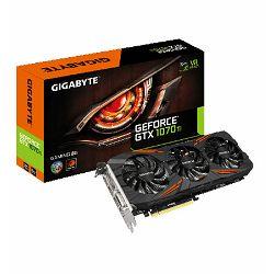 Gigabyte GF GTX1070Ti WF2, 8GB GDDR5