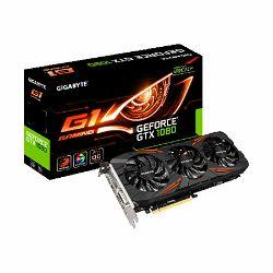 Gigabyte GF GTX1080 G1 GAMING, 8GB GDDR5X