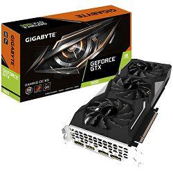 Gigabyte GF GTX1660 Gaming OC, 6GB