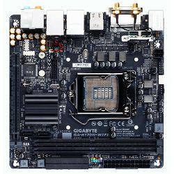 Gigabyte GA-H170H-WIFI,1151,iH170,S3,U3,D4,DVI,ITX
