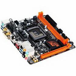 GIGABYTE Main Board Desktop INTEL B150 (S1151,DDR4,/HDMI/DVI,USB3.1/USB3.0/USB2.0,Wi-Fi,BT,LAN,SATAIII,M.2) Mini-ITX Retail