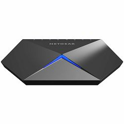 Netgear 8-Port Nighthawk S8000 Gaming And Streaming Advanced Gigabit Ethernet Switch, Low Latency