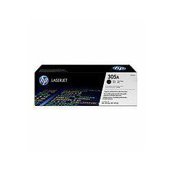 HP 305A Black LaserJet Toner #
