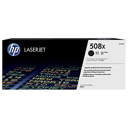 HP 508X High Yield Black Original LaserJet Toner