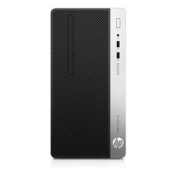 HP 400G4 MT/i3-7100/256GB SSD/4GB/W10P664