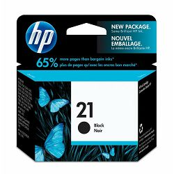 HP 21 Black Inkjet Print Cartr