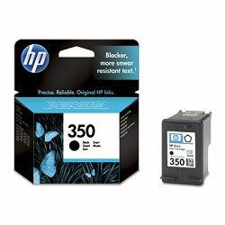 HP 350 crna tinta OJ5780/85