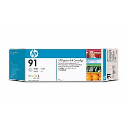 HP 91 775 ml Light Grey Ink