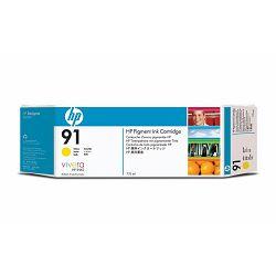 HP 91 775 ml Yellow Ink