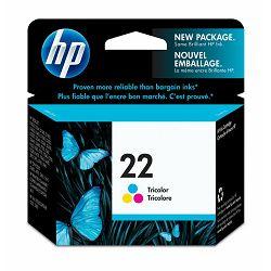 HP 22XL Tri-colour Inkjet Print Cartridge